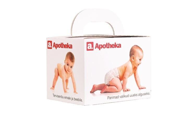 Мы закончили выдавать бесплатный детский набор Apotheka