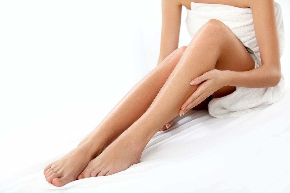 Обследование вен ног